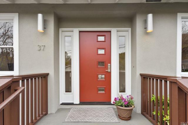 37 Angela Avenue, San Anselmo, CA 94960 (#21900931) :: Lisa Perotti | Zephyr Real Estate