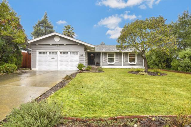 149 San Carlos Way, Novato, CA 94945 (#21900934) :: Rapisarda Real Estate