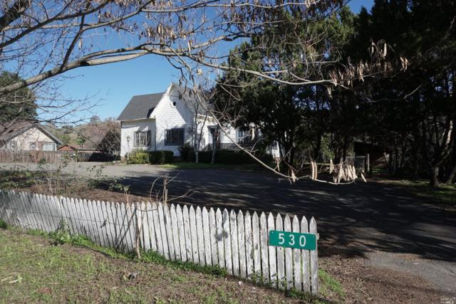 530 N Cloverdale Boulevard, Cloverdale, CA 95425 (#21900984) :: RE/MAX GOLD