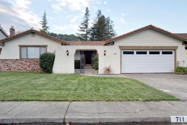 711 Glenhill Court, Novato, CA 94947 (#21900985) :: Rapisarda Real Estate