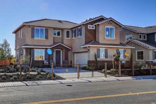 964 Goldfinch Circle, Vacaville, CA 95688 (#21901020) :: Michael Hulsey & Associates