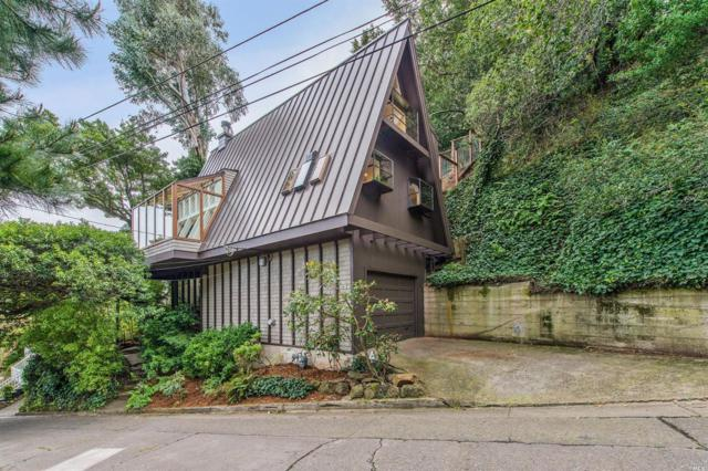 75 Crescent Avenue, Sausalito, CA 94965 (#21901094) :: Ben Kinney Real Estate Team