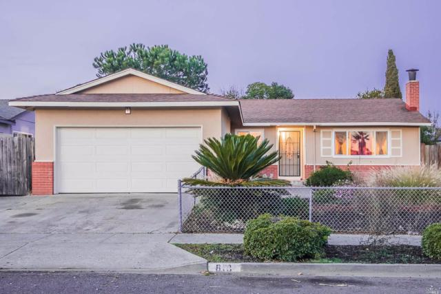 613 Capra Drive, American Canyon, CA 94503 (#21901110) :: Michael Hulsey & Associates