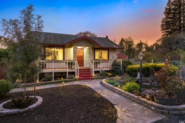 5973 Lone Pine Road, Sebastopol, CA 95472 (#21901387) :: RE/MAX GOLD