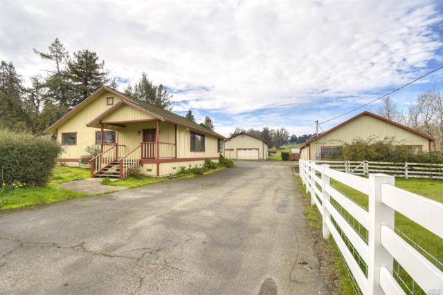 9775 Old Redwood Highway, Penngrove, CA 94951 (#21901419) :: RE/MAX GOLD