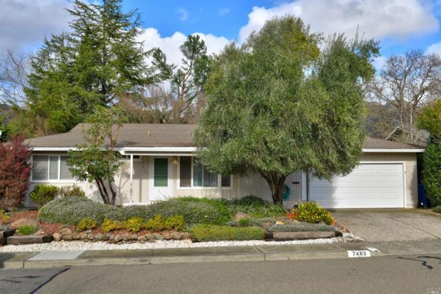 7463 Oak Leaf Drive, Santa Rosa, CA 95409 (#21901496) :: RE/MAX GOLD
