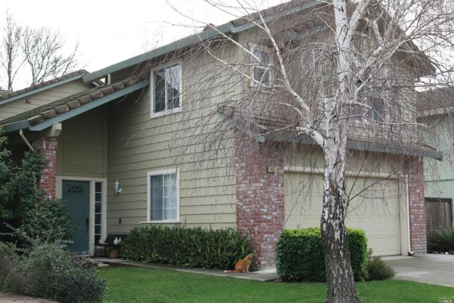 497 Regency Circle, Vacaville, CA 95687 (#21901497) :: RE/MAX GOLD