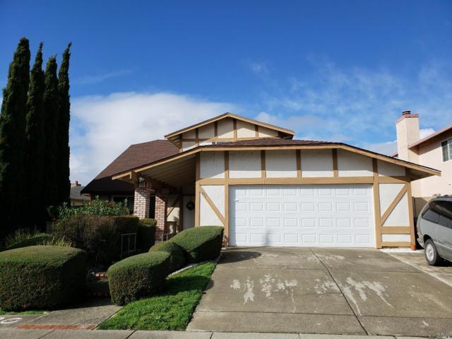 143 Limestone Drive, Vallejo, CA 94589 (#21901556) :: Ben Kinney Real Estate Team