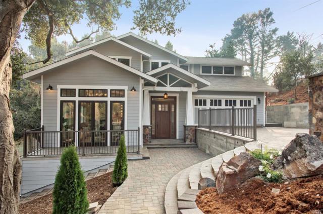 31 Ridge Avenue, Mill Valley, CA 94941 (#21901694) :: Lisa Perotti | Zephyr Real Estate