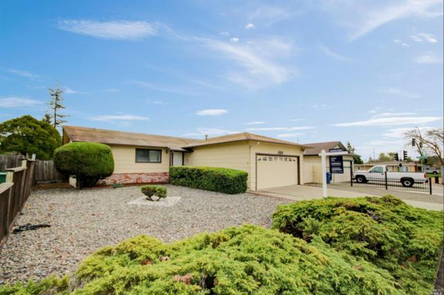 1404 Mcgregor Avenue, Petaluma, CA 94954 (#21901795) :: Ben Kinney Real Estate Team