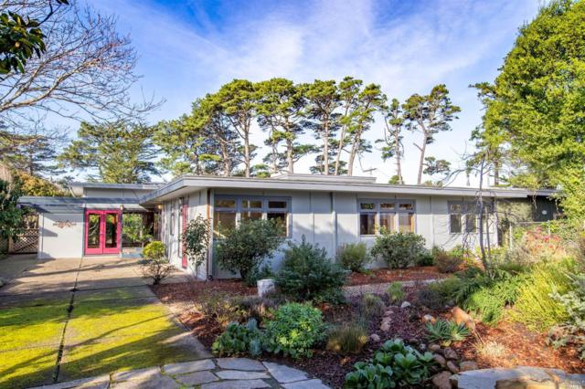 820 N Harrison Street, Fort Bragg, CA 95437 (#21901821) :: Ben Kinney Real Estate Team