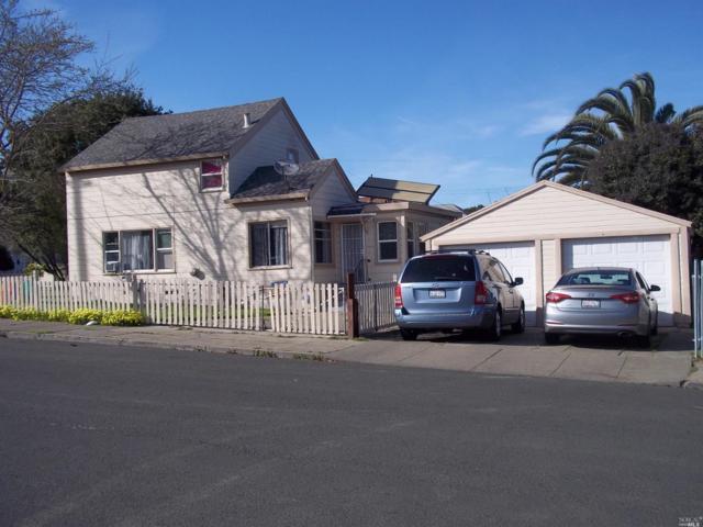 1102 Santa Clara Street, Vallejo, CA 94590 (#21901839) :: Ben Kinney Real Estate Team