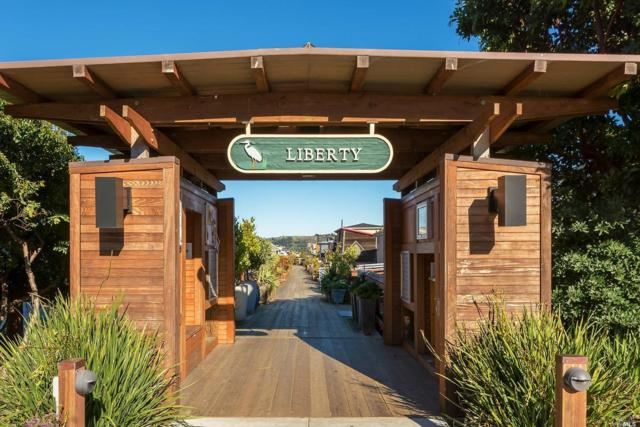 4 Liberty Dock, Sausalito, CA 94965 (#21901877) :: W Real Estate | Luxury Team