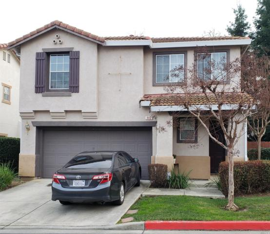 440 Spyglass Court, Vacaville, CA 95687 (#21901990) :: RE/MAX GOLD