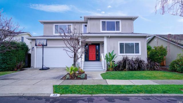 49 Birch Avenue, Corte Madera, CA 94925 (#21901999) :: W Real Estate | Luxury Team