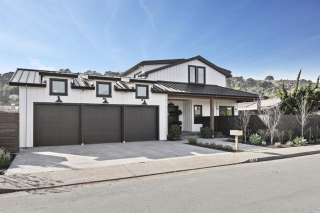149 Jamaica Street, Tiburon, CA 94920 (#21902073) :: W Real Estate | Luxury Team
