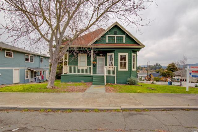 244 Louisiana Street, Vallejo, CA 94590 (#21902076) :: Ben Kinney Real Estate Team