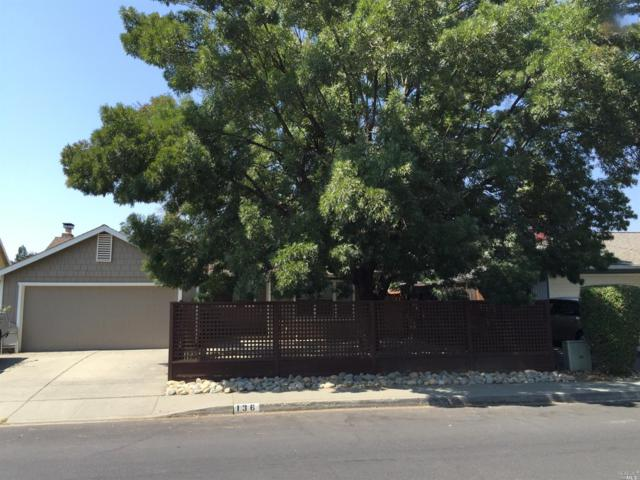 136 Christine Drive, Vacaville, CA 95687 (#21902286) :: RE/MAX GOLD