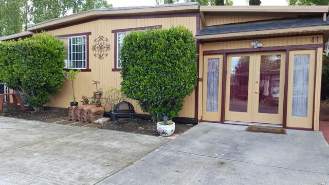 41 Rancho Verde Circle, Rohnert Park, CA 94928 (#21902320) :: RE/MAX GOLD