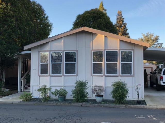 700 E Gobbi Street #69, Ukiah, CA 95482 (#21902345) :: RE/MAX GOLD