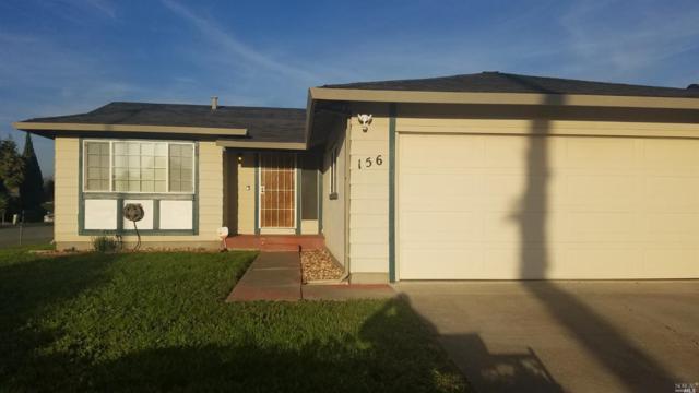 156 Auburn Drive, Vallejo, CA 94589 (#21902359) :: Ben Kinney Real Estate Team