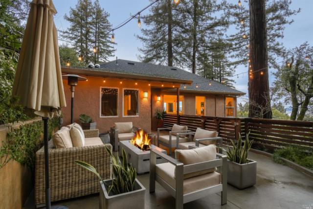 106 Summit Drive, Corte Madera, CA 94925 (#21902377) :: W Real Estate | Luxury Team