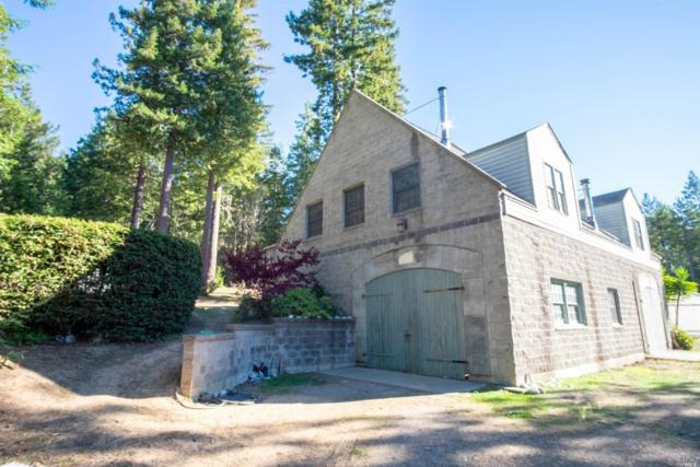 45980 Big Gulch Road Road, Gualala, CA 95445 (#21902383) :: Ben Kinney Real Estate Team
