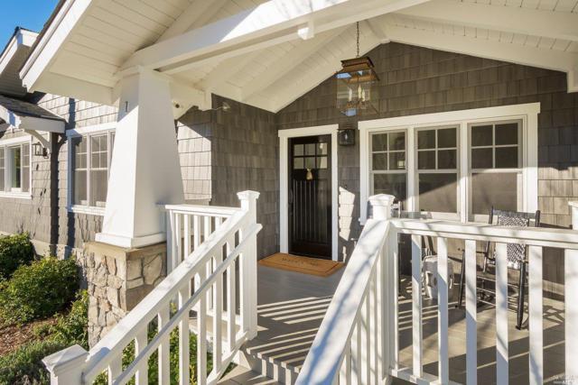 1 East Road E, Ross, CA 94957 (#21902420) :: Rapisarda Real Estate
