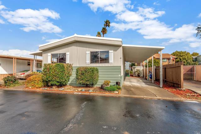 300 E H Street #186, Benicia, CA 94510 (#21902490) :: Lisa Perotti   Zephyr Real Estate