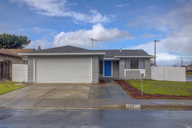 100 Drytown Court, Vallejo, CA 94589 (#21902491) :: Ben Kinney Real Estate Team