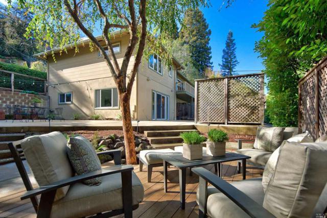 119 Crescent Road, Corte Madera, CA 94925 (#21902551) :: W Real Estate | Luxury Team