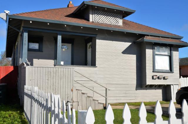 230 Arkansas Street, Vallejo, CA 94590 (#21902612) :: Ben Kinney Real Estate Team