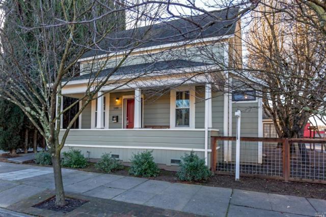 144 Piper Street, Healdsburg, CA 95448 (#21902644) :: RE/MAX GOLD