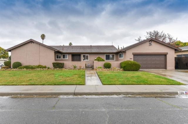 720 Roleen Drive, Vallejo, CA 94589 (#21902779) :: RE/MAX GOLD