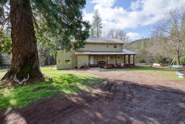 19201 Ridgeway Highway, Potter Valley, CA 95469 (#21902795) :: Michael Hulsey & Associates