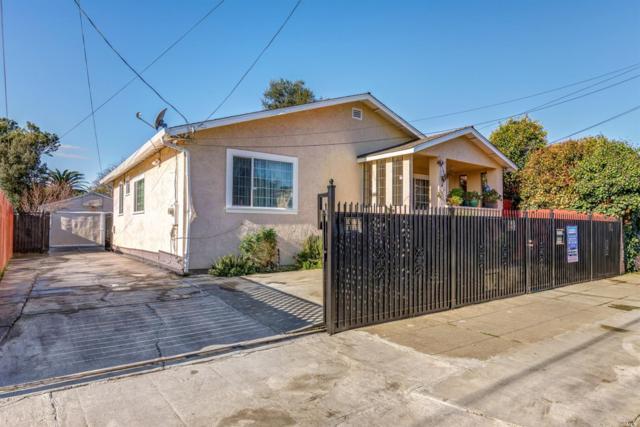6107 Hilton Street, Oakland, CA 94605 (#21902859) :: W Real Estate | Luxury Team