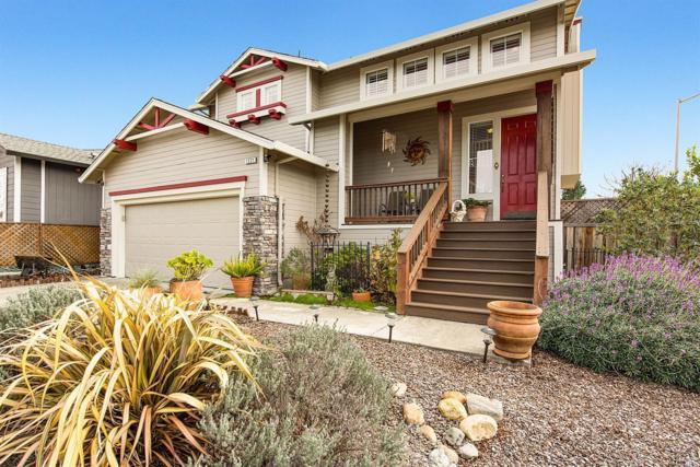 1221 Magnolia Avenue, Rohnert Park, CA 94928 (#21902883) :: Lisa Perotti | Zephyr Real Estate
