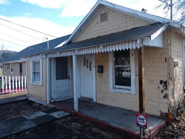 1518 Park Street, Calistoga, CA 94515 (#21902901) :: Ben Kinney Real Estate Team