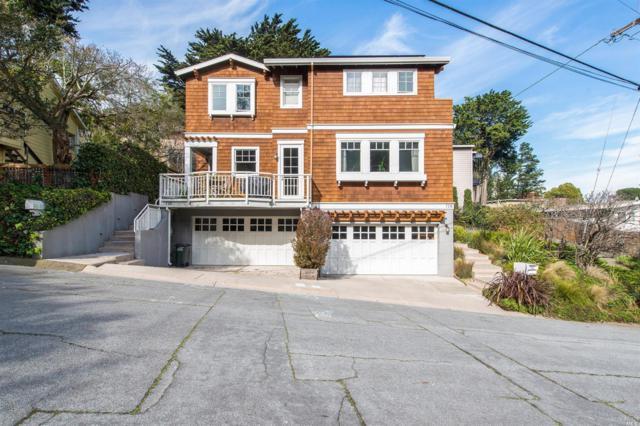 716 Spring Street, Sausalito, CA 94965 (#21902917) :: Lisa Perotti | Zephyr Real Estate