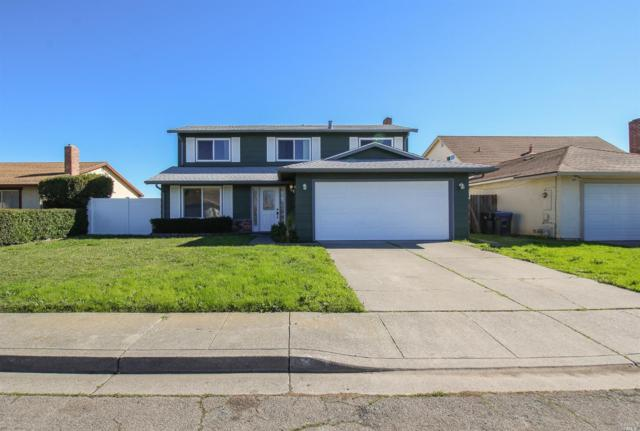 1013 Humphrey Drive, Suisun City, CA 94585 (#21903065) :: Intero Real Estate Services
