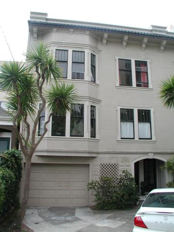 943 Lombard St Street, San Francisco, CA 94115 (#21903088) :: Rapisarda Real Estate