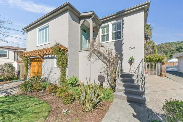 242 Center Street, San Rafael, CA 94901 (#21903113) :: Ben Kinney Real Estate Team