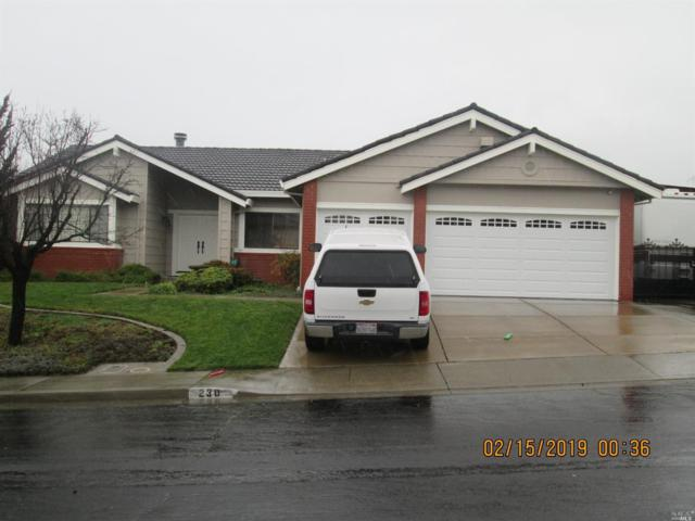 230 Lippizan Drive, Vallejo, CA 94591 (#21903161) :: W Real Estate | Luxury Team