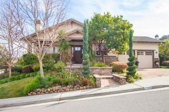1029 Valle View Court, Novato, CA 94945 (#21903211) :: Lisa Perotti | Zephyr Real Estate