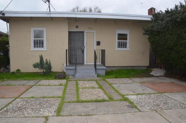 247 Civic Center Street, Richmond, CA 94804 (#21903256) :: RE/MAX GOLD