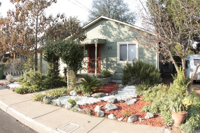 410 W Mill St Street W, Ukiah, CA 94482 (#21903343) :: Ben Kinney Real Estate Team