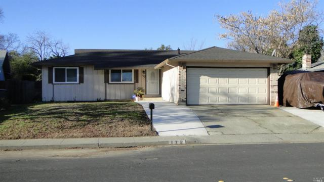 172 Andrea Drive, Vacaville, CA 95687 (#21903402) :: W Real Estate | Luxury Team