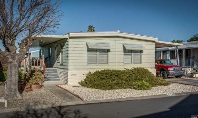300 E H Street #128, Benicia, CA 94510 (#21903420) :: Rapisarda Real Estate