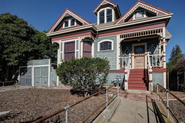 132 Kentucky Street, Vallejo, CA 94590 (#21903482) :: Ben Kinney Real Estate Team