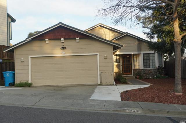 770 Topsail Drive, Vallejo, CA 94591 (#21903576) :: Ben Kinney Real Estate Team
